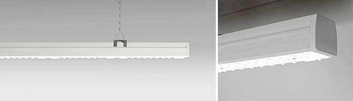 WSH LED Lichtbandsysteme