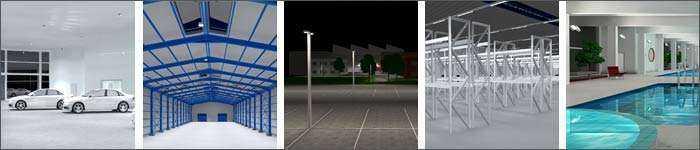 WSH Beleuchtungskonzepte Lichtkonzepte