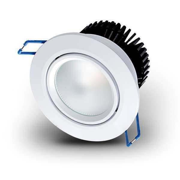 LED Downlight 11W BD Serie - Einbaudurchmesser 75 mm