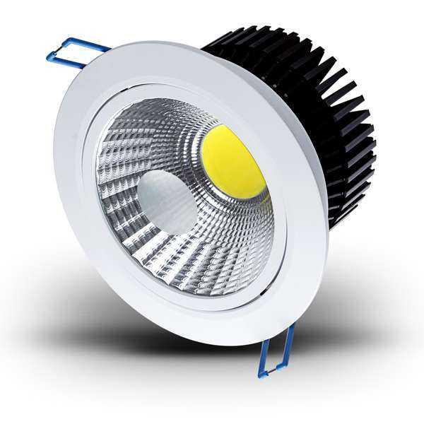 LED Downlight 23W BD Serie - Einbaudurchmesser 120 mm