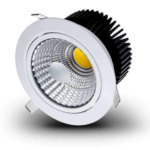 LED Downlight 34W BD Serie - Einbaudurchmesser 145 mm