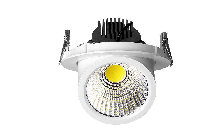 LED Downlight Serie BD - 1PB-DE-BD-K-17-v