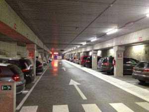 LED Universalleuchte Parkhaus