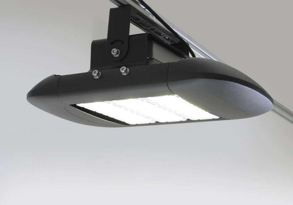 LED Hallenstrahler Serie MH - Licht
