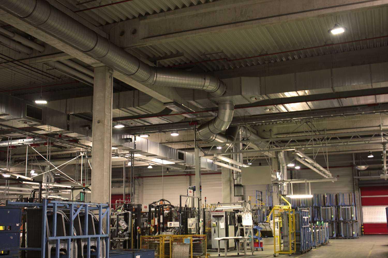 LED Hallenstrahler 4000 Kelvin