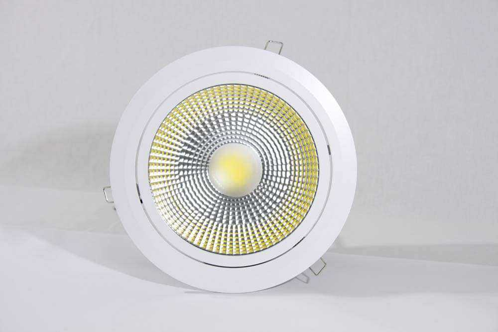 LED Downlight Serie BD - Front