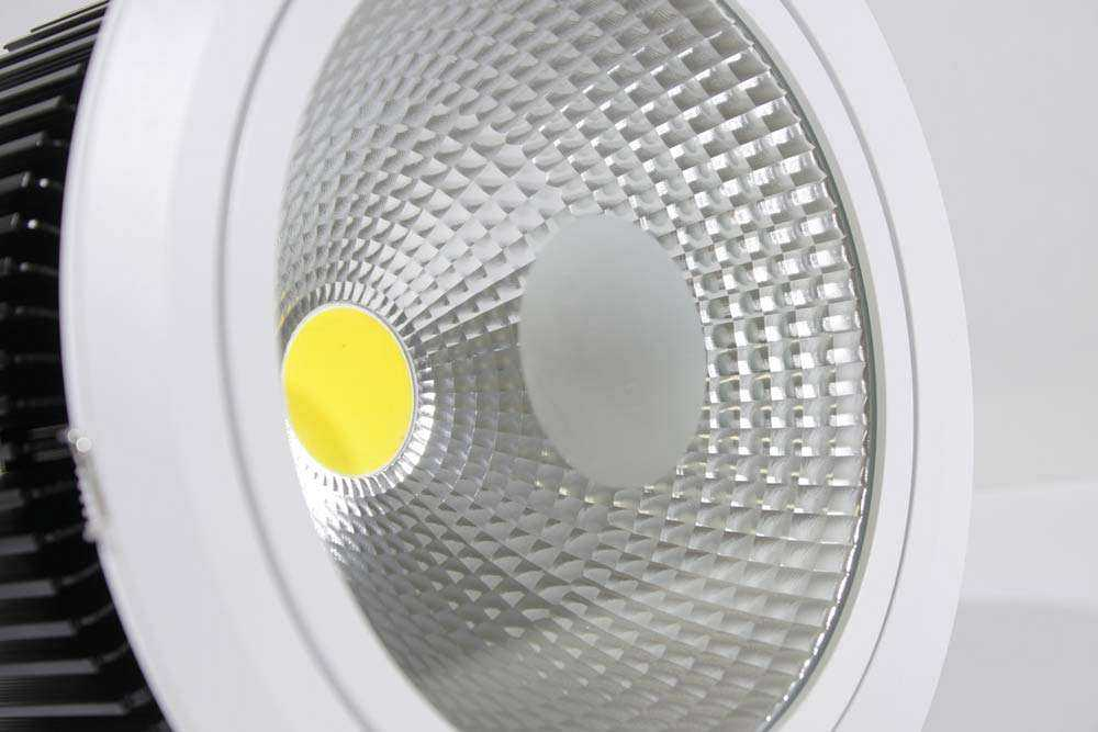 LED Downlight Serie BD - Optik
