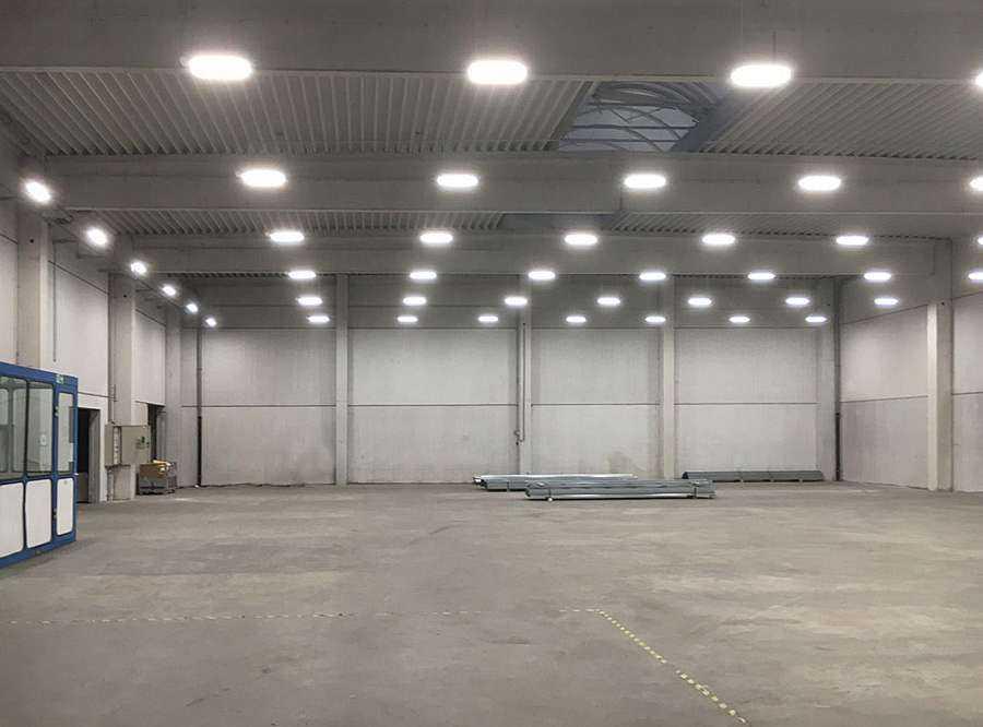LED Hallenbeleuchtung HPT