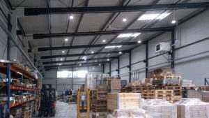 LED Hallenstrahler Serie WH
