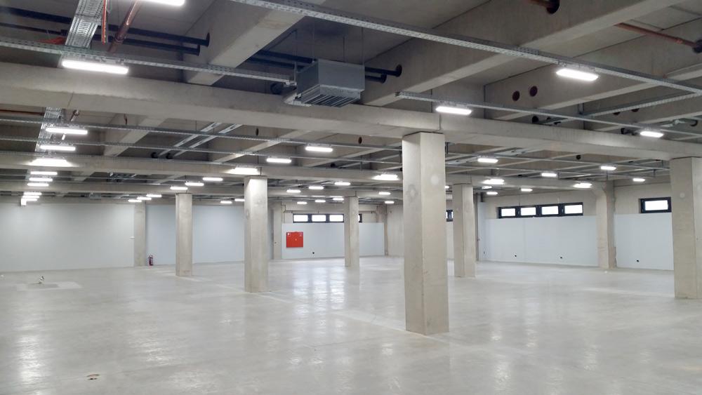 LED Hallenstrahler HPT - Hallenausleuchtung