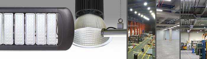 LED Hallenstrahler