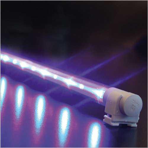 LED Leuchtenbau: BlueCat Hygieneleuchte