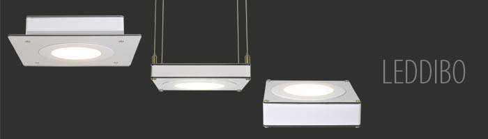 LED Leuchtenserie LEDBO