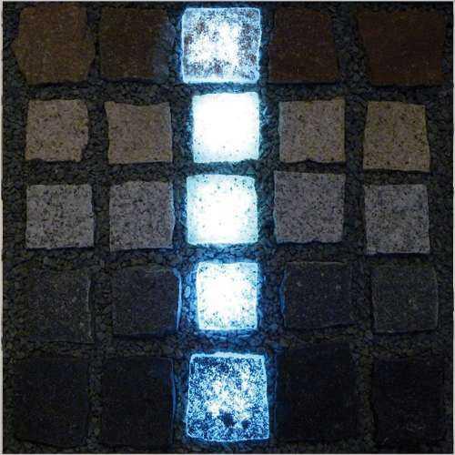 LED Pflastersteine