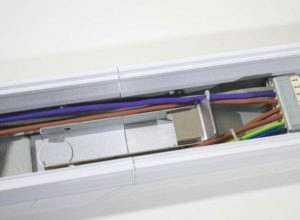WSH Linienlichtsystem LS15 - Montage 1