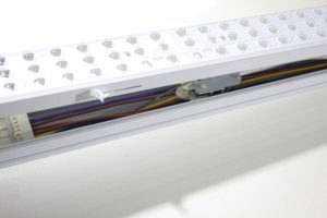 WSH Linienlichtsystem LS15 - Montage 3