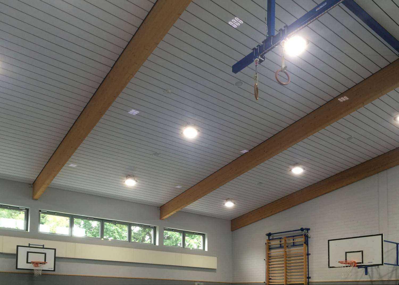 LED Hallenstrahler - Turnhalle