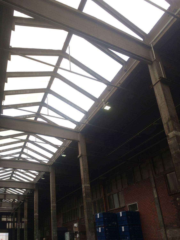 LED Hallenstrahler - Lichtsteuerung