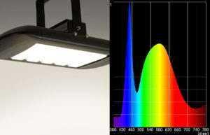 Lichtspektrum MH Strahler 5000K CRI>80