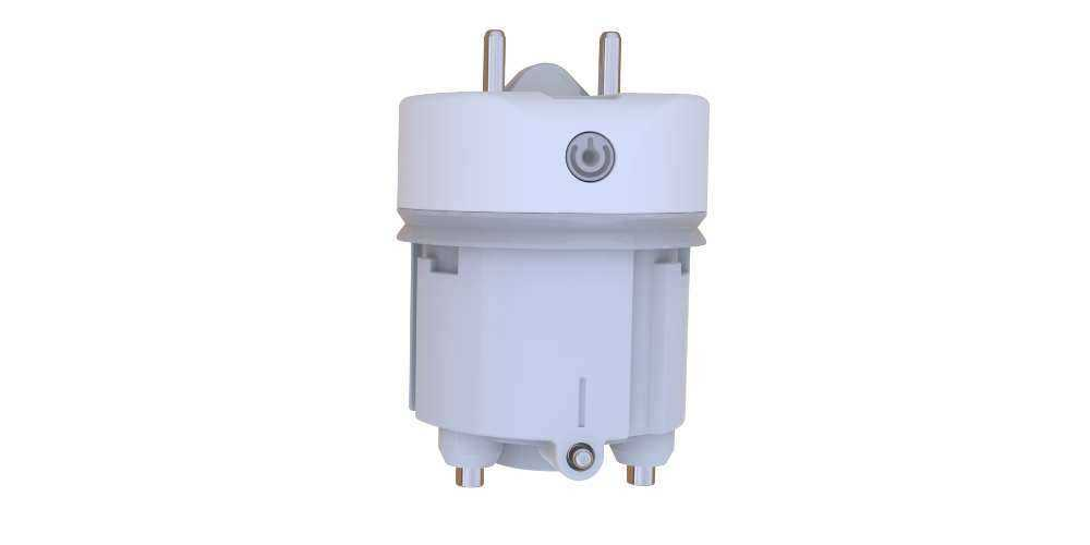 T8 LED Röhre für EVG - Endkappe