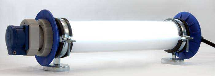 LED Schutzrohrleuchte