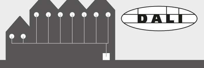 DALI Lichtsteuerung
