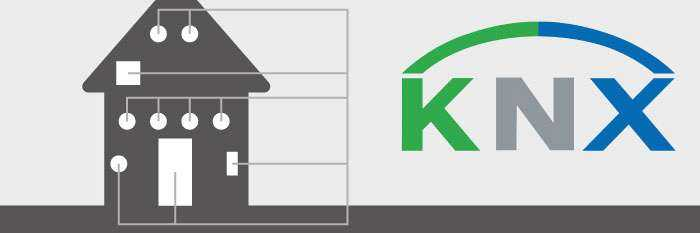 Die KNX Gebäudesteuerung