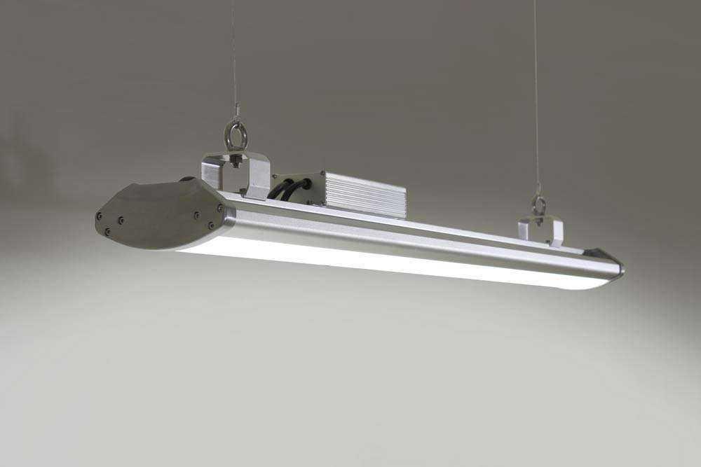 LED-Hallenstrahler Serie HPT - Ansicht 1