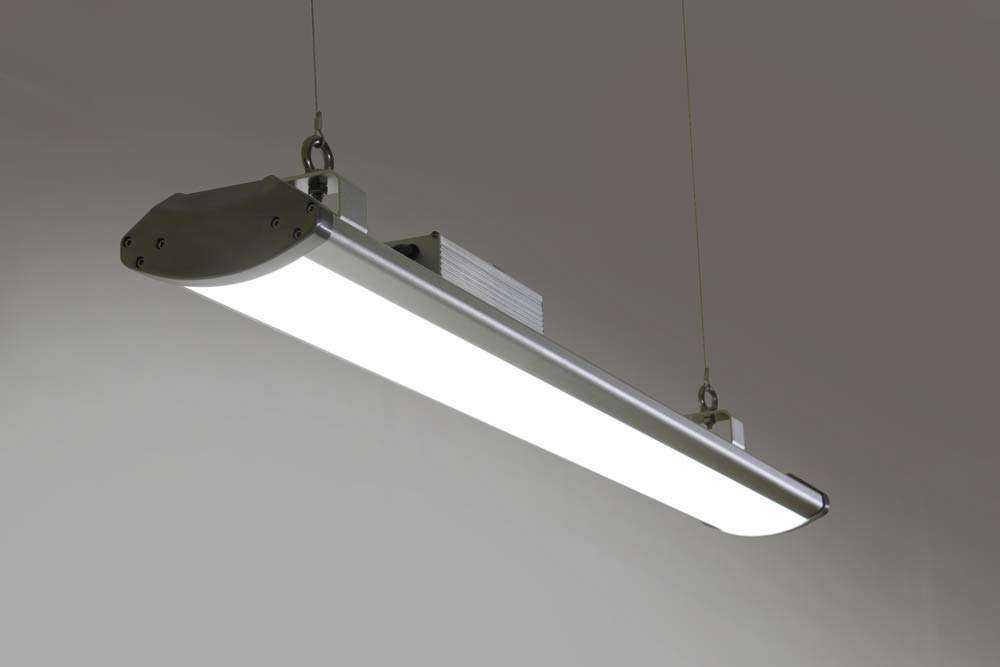 LED-Hallenstrahler Serie HPT - Ansicht 2