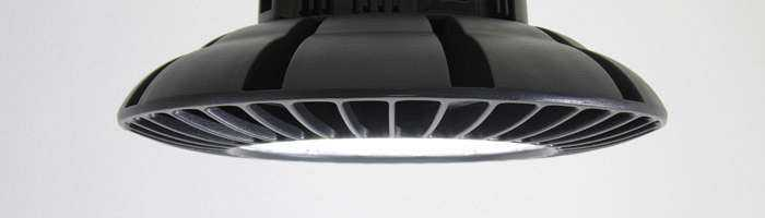 LED Hallenstrahler WH
