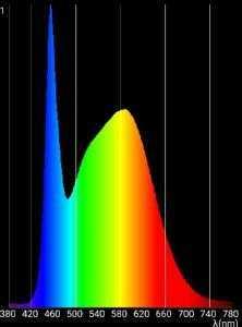 WSH LED Hallenstrahler WH Spectrum