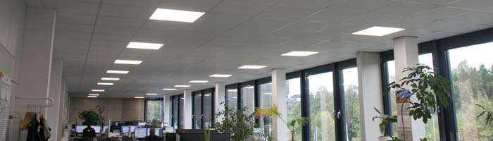 WSH LED Panel LTOP