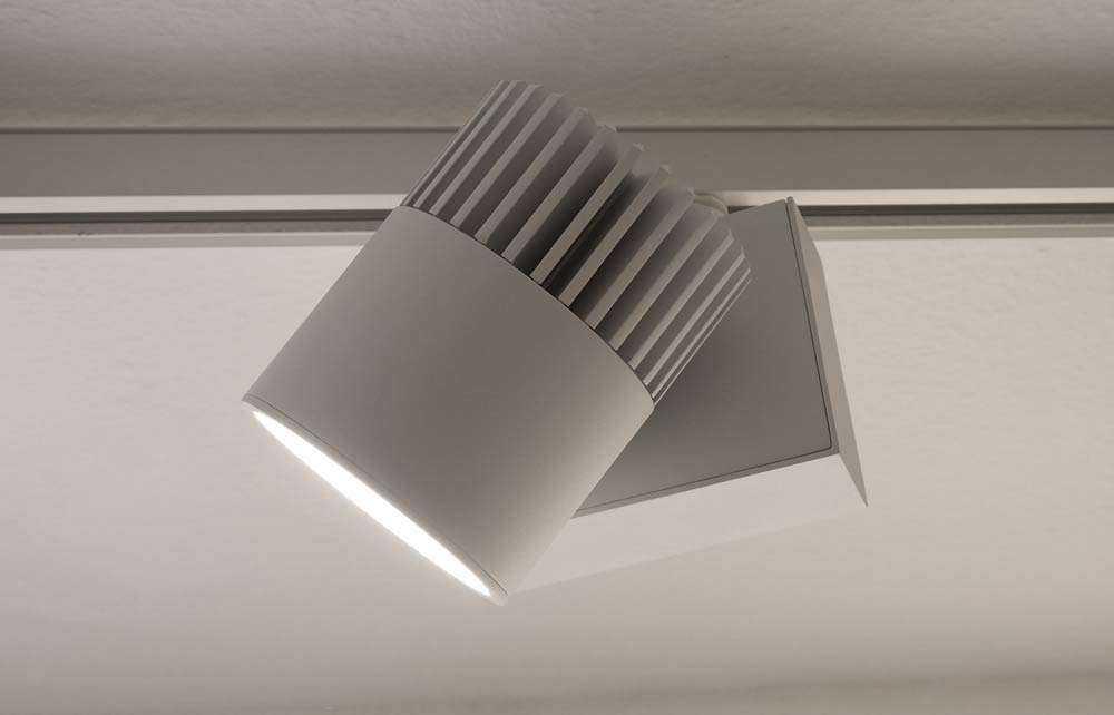LED Schienenstrahler VT Serie - Ansicht 2