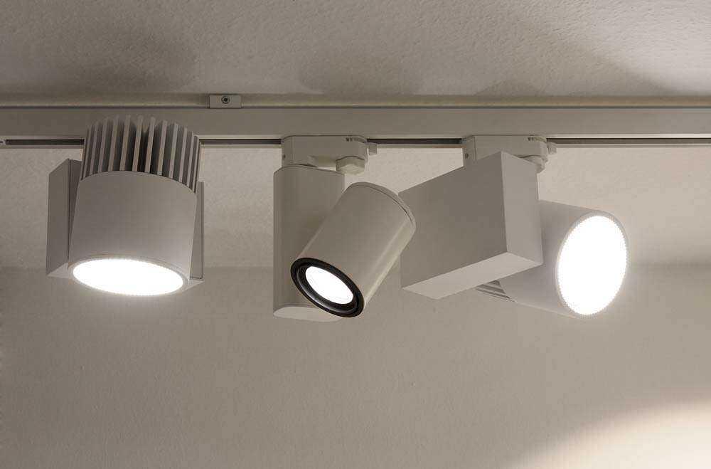 LED Schienenstrahler VT Serie - Ansicht 4
