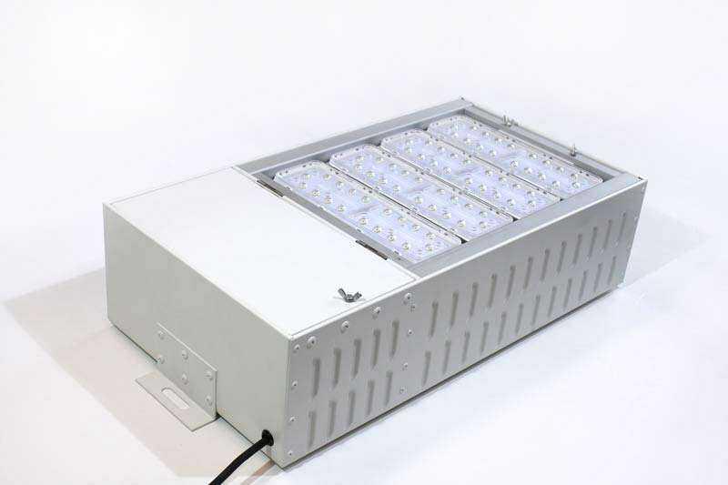 LED Tankstellenleuchte Ansicht 2