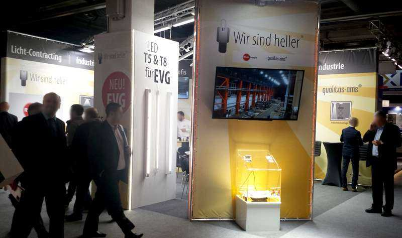 WSH auf der Light and Building 2016