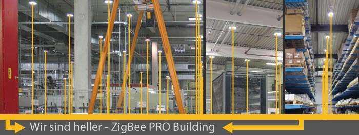 WSH PRO Building ZigBee Lichtsteuerung