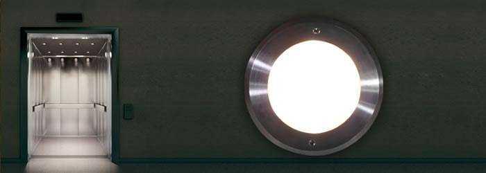 LED Aufzugleuchte