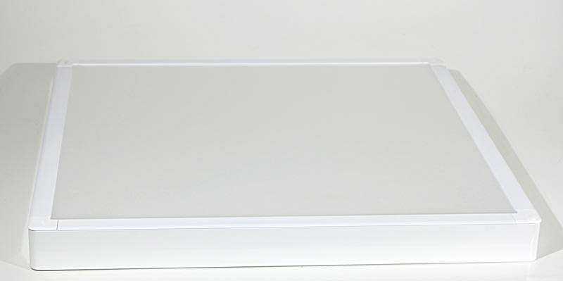 LED Panel zum Anschrauben inkl. Rahmen
