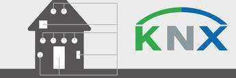 KNX Gebäudesteuerung
