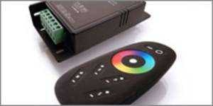 RGBW RF Controller 12-24V