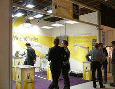 Wir sind heller - Light and Building 2014