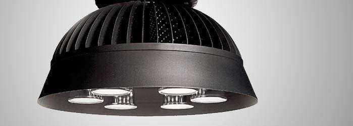 LED Industriestahler HIS Serie