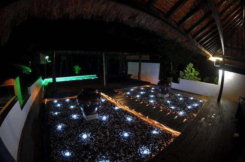 LED Leuchtsteine Außenbeleuchtung