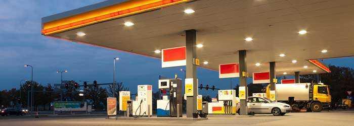 WSH Led Tankstellenleuchte