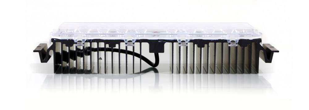 LED Industriestrahler MH Serie - Modul Seitenansicht