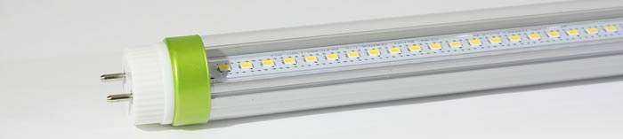Lichtkonzept LED Röhren