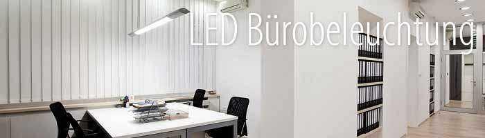 LED Bürobeleuchtung