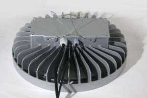 LED Hallenstrahler OPTIMA - Rückseite