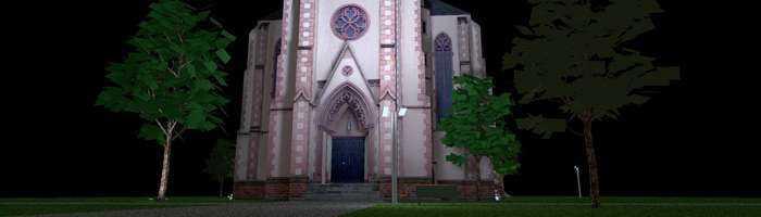WSH Lichtkonzept Kirchenbeleuchtung
